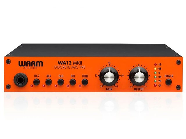 Warm Audio WA12 MK II